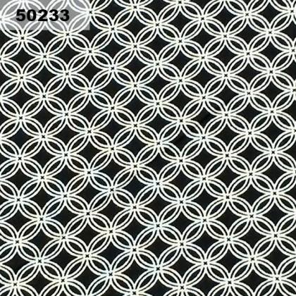 Cotton: Circle Pattern (50233)