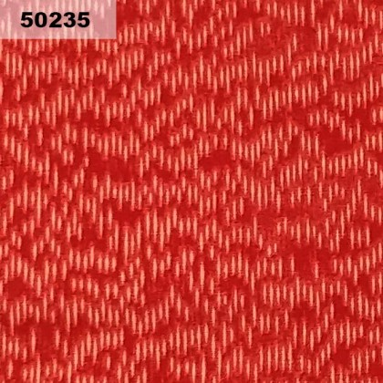 Cotton: Red Pattern (50235)